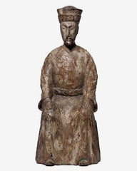 ANCIENT CHINESE EMPEROR ANTIQUE WHITE