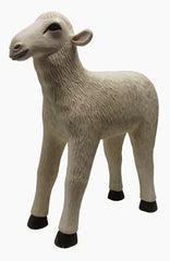 STANDING LAMB DECOR