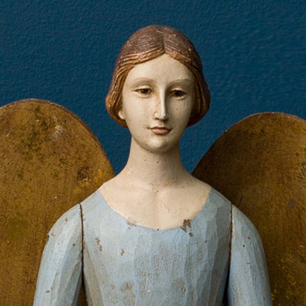 ANGEL MARIANNE SMALL,  BABY BLUE