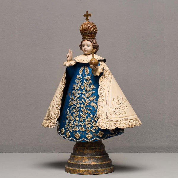 STO. NINO DE PRAGUE, BLUE