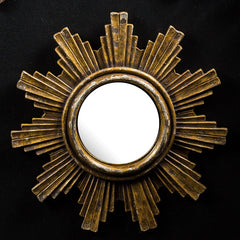 GALLEGOS SUNBURST WALL MIRROR