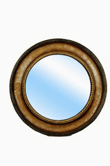 HACIENDA CAMEO MIRROR, BROWN