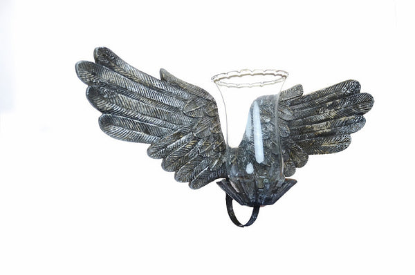 Spanish Angel Wings Single Sconce