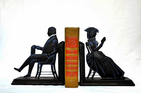 Isabella/George Bookends