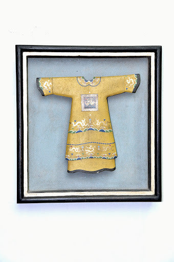 QING ROBE SBX, YELLOW