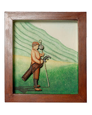 CADDY SHADOWBOX, LEFT