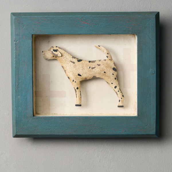 DALMATIAN SHADOW BOX