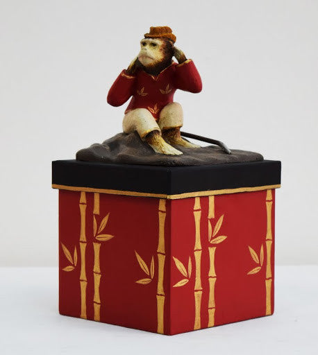 MONKEY ON SQ PM BOX