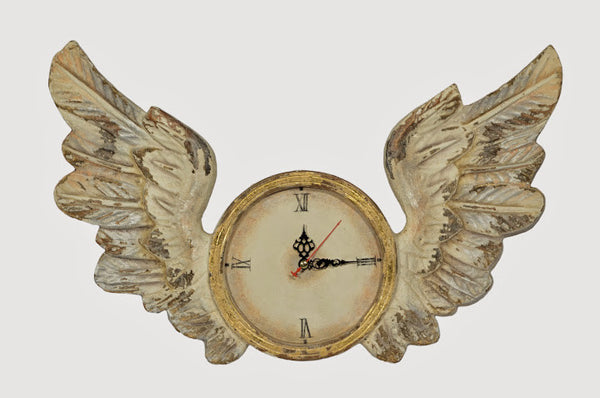 CHESA WINGS CLOCK
