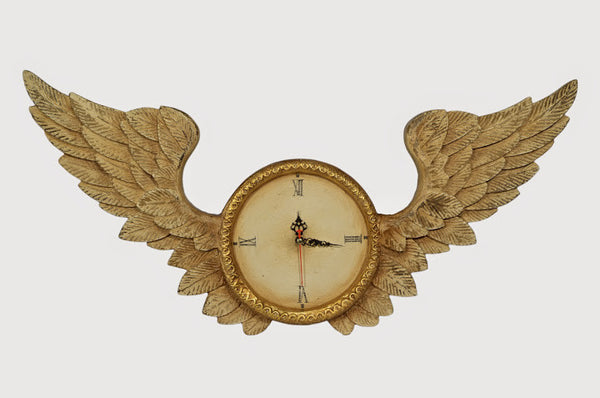 PUTTO WINGS CLOCK