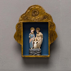 HOLY FAMILY RETABLO
