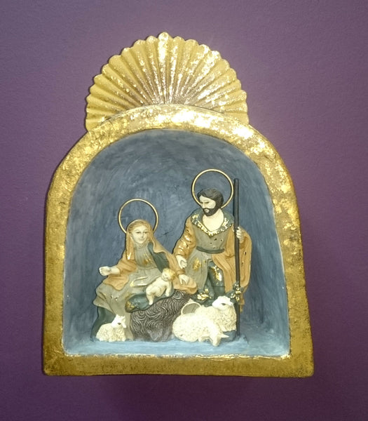 SEBASTIAN  NATIVITY IN ARCH DÉCOR