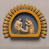 FLANDERS NATIVITY WALL DECOR