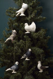 BRITISH FANTAIL ORNAMENT