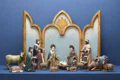 VALENCIA NATIVITY, SET OF 15