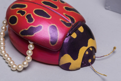 EYED LADYBIRD JEWELRY BOX