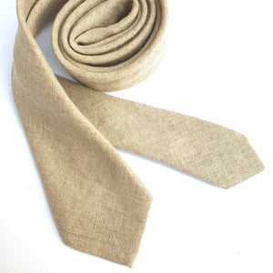 Engineered Garments Miles Linen Tie