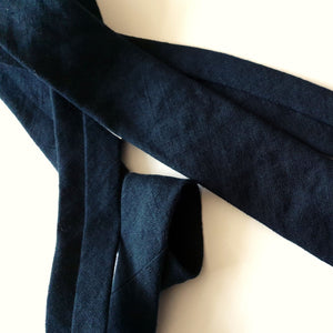 Engineered Garments Dexter  Linen Tie