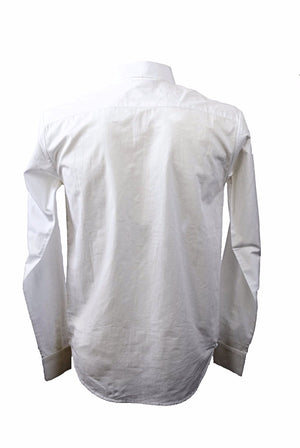 Engineered Garments Benjamin Men's White Classic Shirt - Ocha and Garth