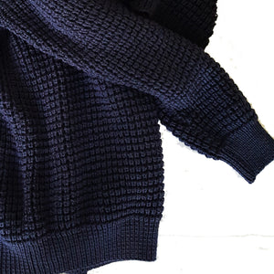 Engineered Garments Parker Crew Neck Sweater - Ocha and Garth