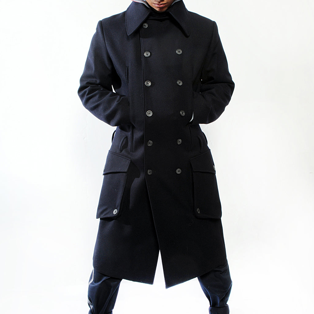 Engineered Garments Charles Tailored Coat - Ocha and Garth