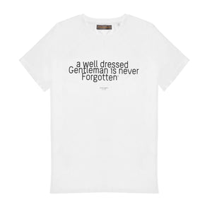 Engineered Garments The Gentleman's T - Classic T shirt - Ocha and Garth