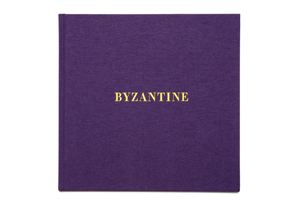 Byzantine (Artist Signed - Archival Copy)