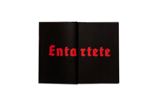 Entartete (Artist Signed - Archival Copy)