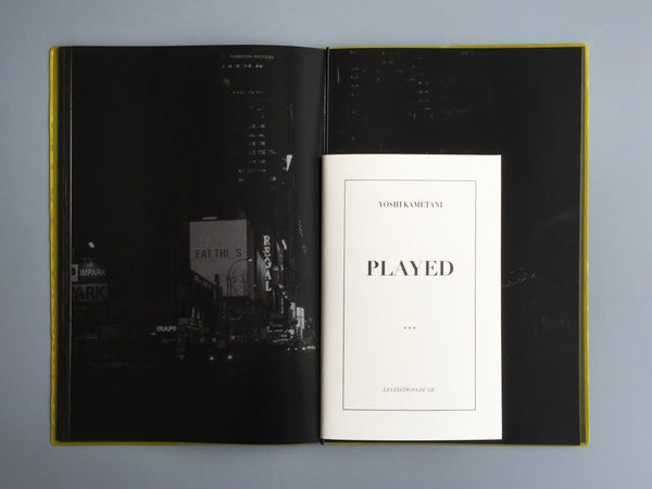 Played (Archival Copy)