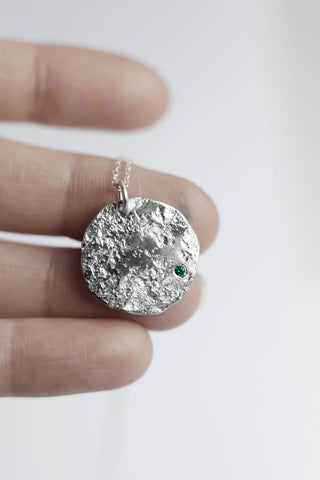 Full Moon Necklace (Large)
