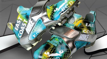 The Big Lacrosse Charity Cleats