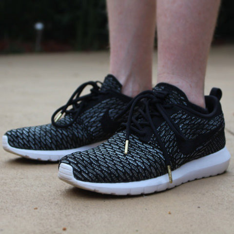 new concept 1a6fd 21bdd Laced Up Laces x Rosherun Flyknit