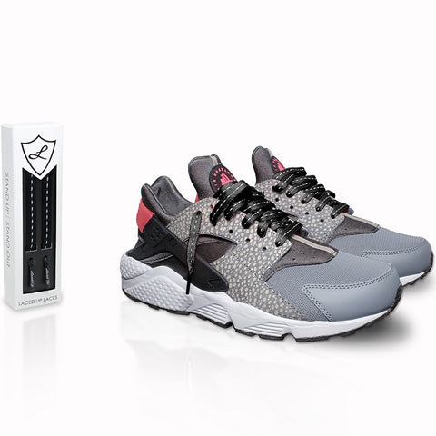 5b9de4e356e4 Laced Up Laces x Nike Air Huarache