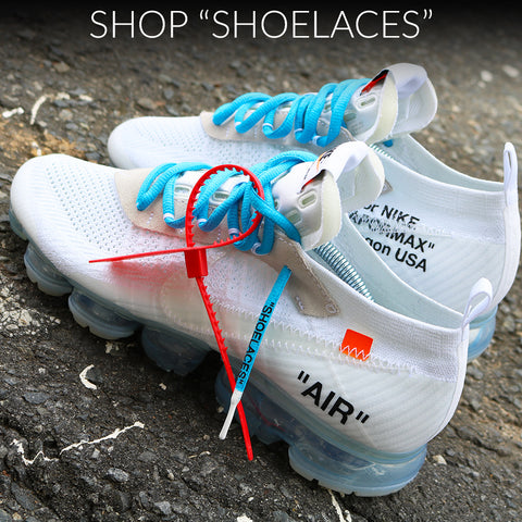 SHOP LACED UP SHOELACES
