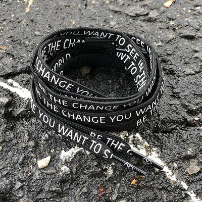 """BE THE CHANGE"" - BLACK"
