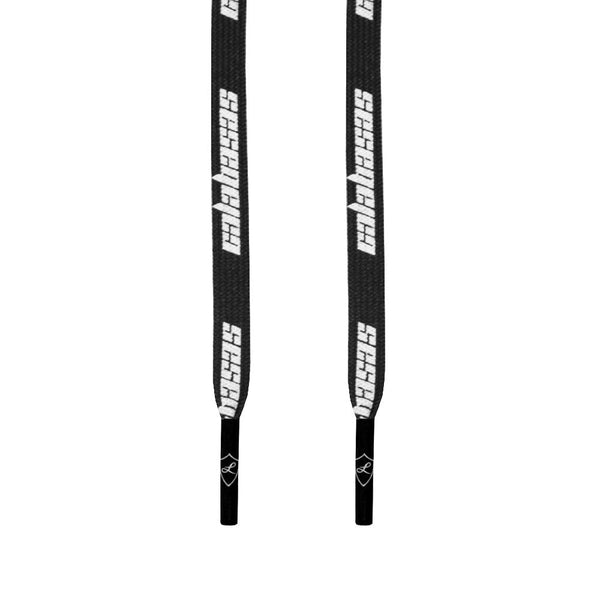 CALABASAS LACES - BLACK
