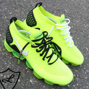"BLACK/VOLT DIPPED ""SHOELACES"""