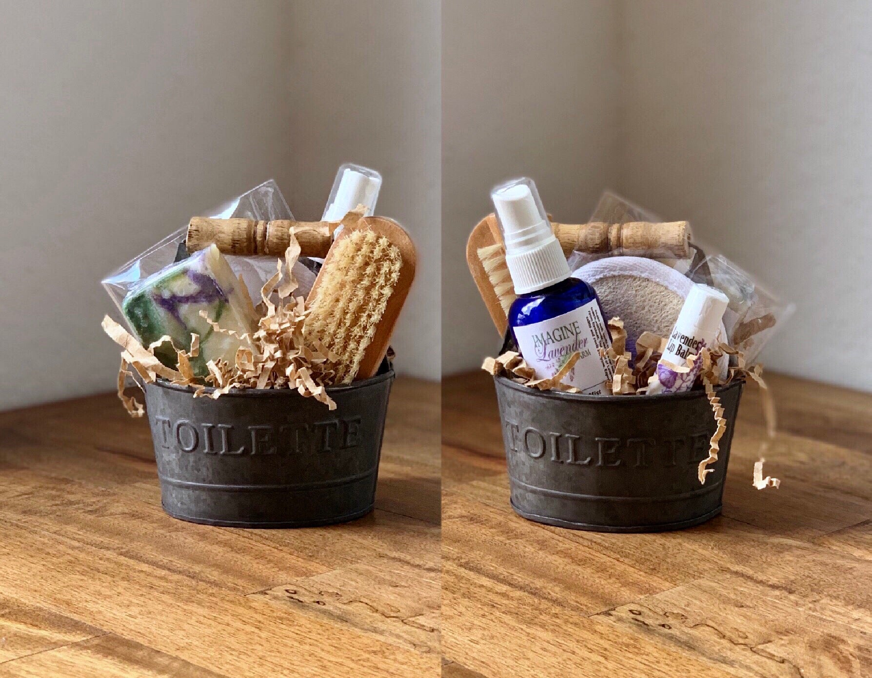 Lavender Skin Care Gift Set - FREE SHIPPING