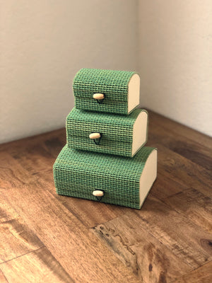 Handmade Bamboo Gift Box-Small