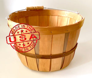 Wood Gathering Basket