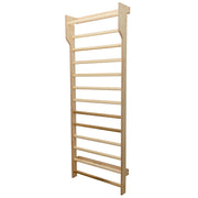ECO Wood Swedish Ladder Stall Bar for Schroth Method Therapy | Scoliosis Equipment