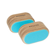 ECO Oval Handstand Blocks for Yoga Hand Balance Inversions