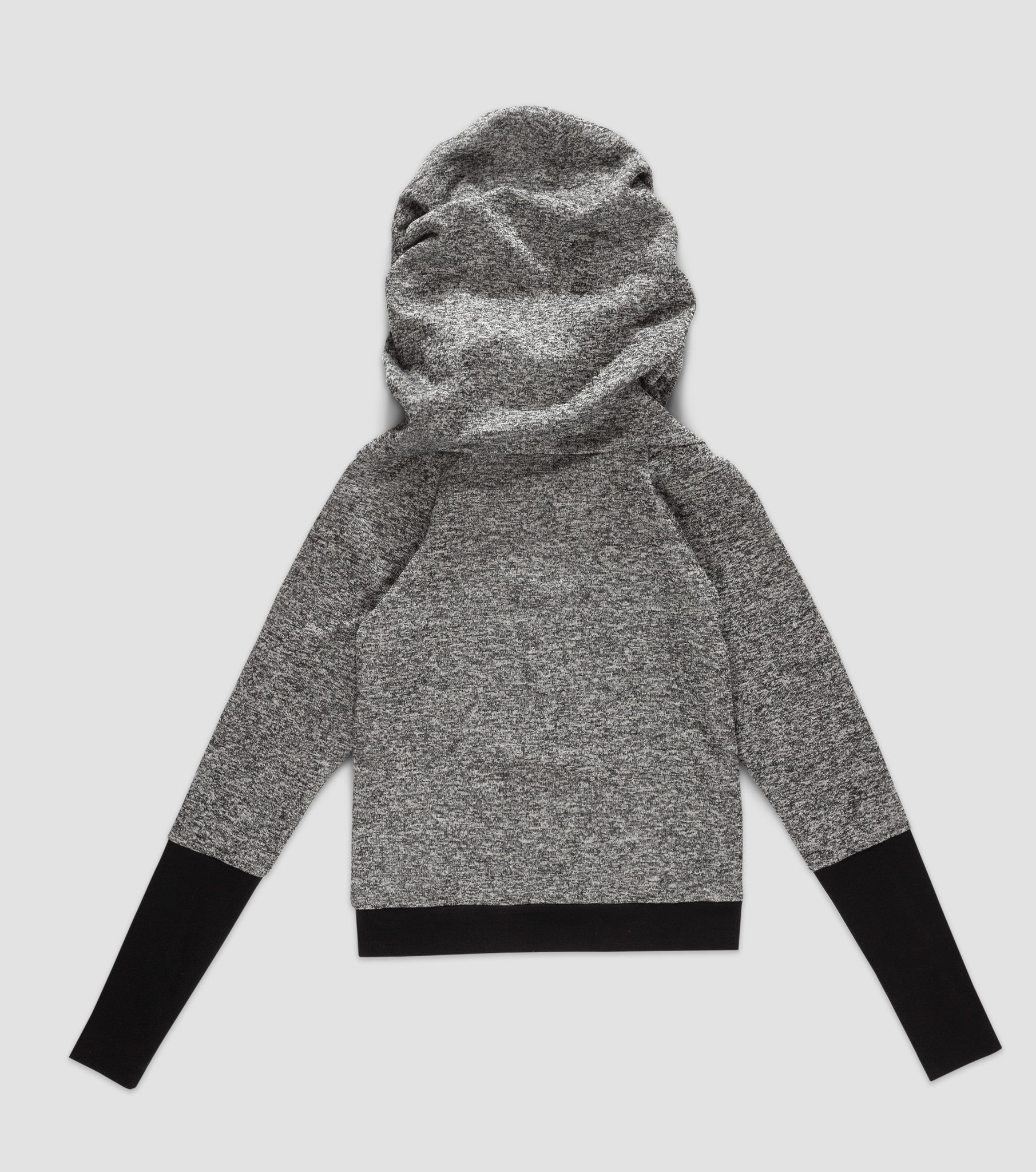 W-TUNNEL HEATHER GREY