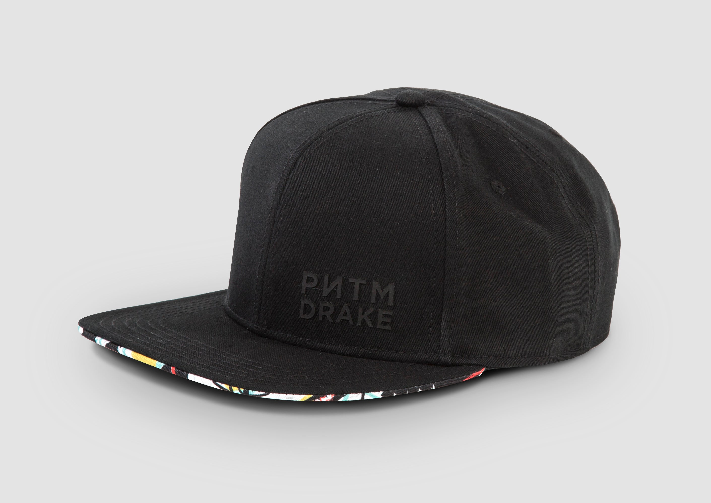 Battle Black Snapback