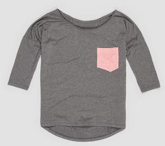 MELLOWDY Rose On Grey
