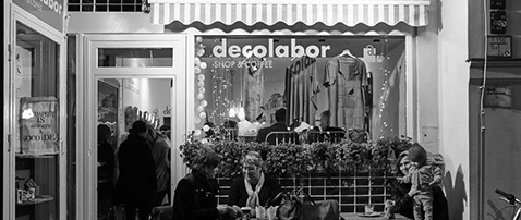 Decolabor Shop&Coffee