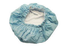 Terry/Lace Shower Cap
