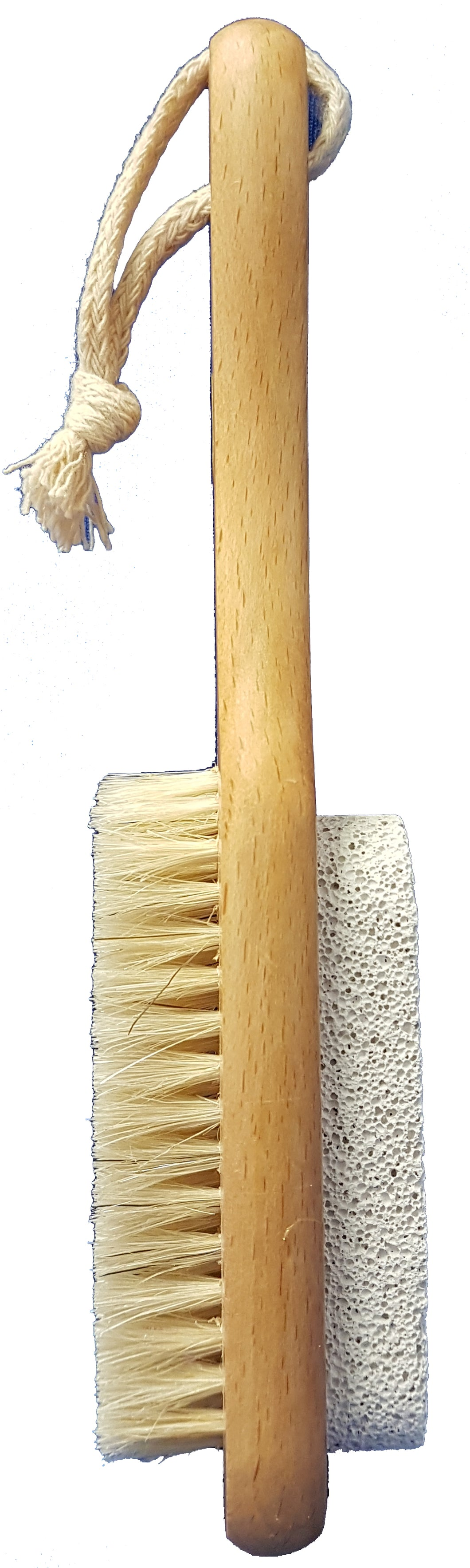 Pumice Stone with Wood Handle