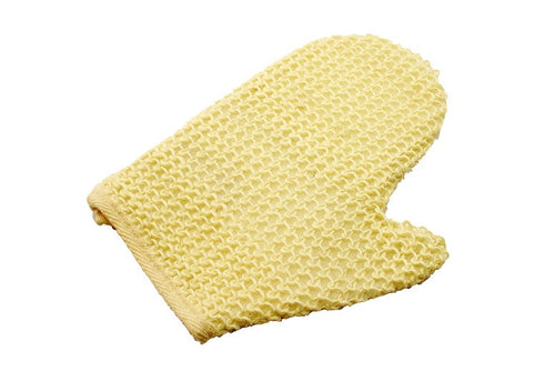 Sisal Bath Glove with Thumb