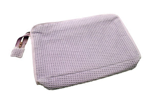Cotton Cosmetic Bag, Large